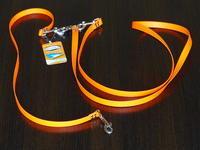 Vodítko přes rameno Biothane Beta - oranžové, Oranžové