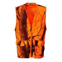 Signální vesta Parforce Realtree - oranžová