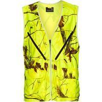Signální vesta Parforce Realtree - žlutá