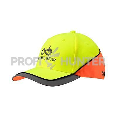 High-Vis Yellow/ Blaze Cap