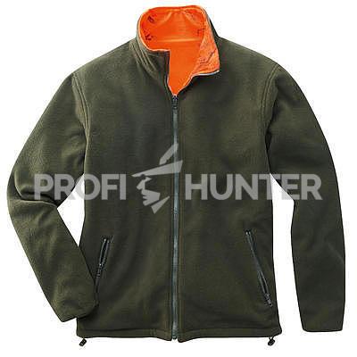 Oboustranná fleecová bunda - realtree vzor - 1