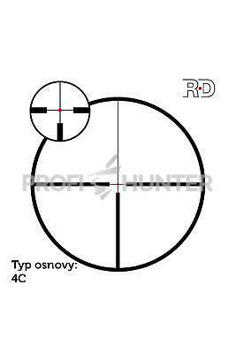 Meostar R2 1,7-10x42 RD 4C - 2