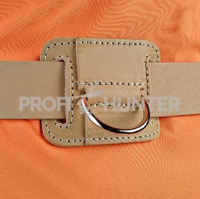 Kožený pás pro psovody s pojezdem - 2