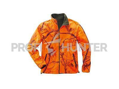Oboustranná fleecová bunda - realtree vzor, 3XL - 2