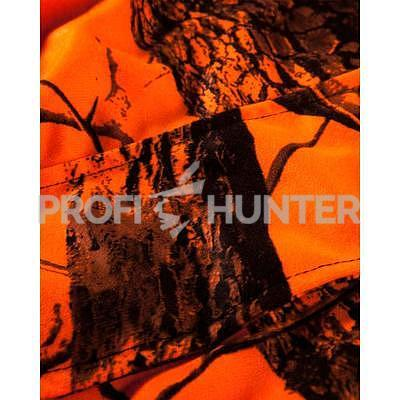 Signální vesta Parforce Realtree - oranžová, M - 2