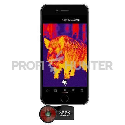 Termokamera Seek Compact Pro - 2