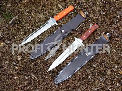 Nůž na zárazy Hatz-Watz Boar Hunter G10 FT - 2