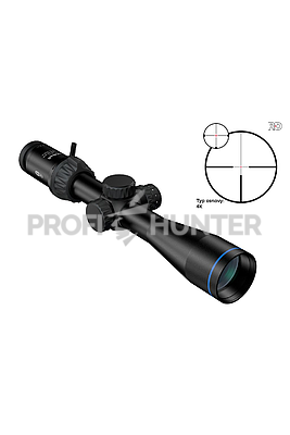 Optika6 2,5-15x44 RD SFP - 2