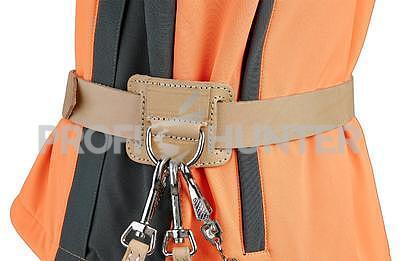 Kožený pás pro psovody s pojezdem - 3