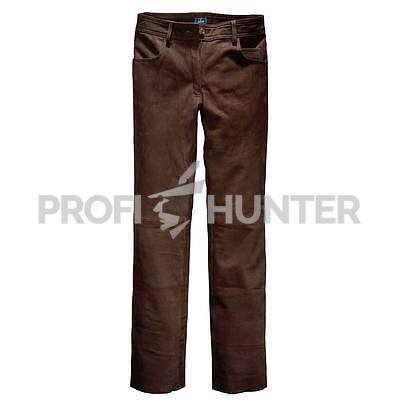 Dámské kožené kalhoty Luis Steindl - 3