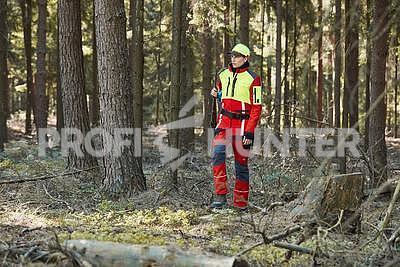 Dámská bunda na dosledy a naháňky Nordforest, XS - 3