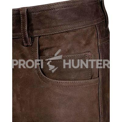 Dámské kožené kalhoty Luis Steindl - 4