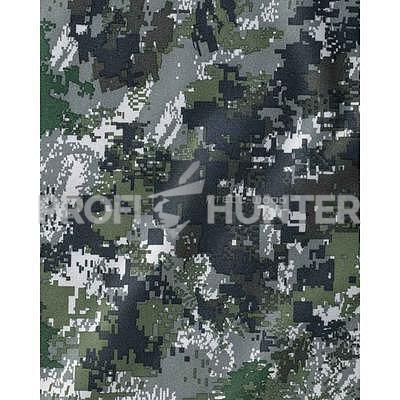 Oboustranná fleecová bunda Parforce Tacklwood, XS - 4