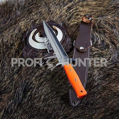 Nůž na zárazy Hatz-Watz Boar Hunter G10 FT - 4