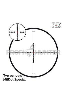 ZD 4-16x44 MilDot Special - 4