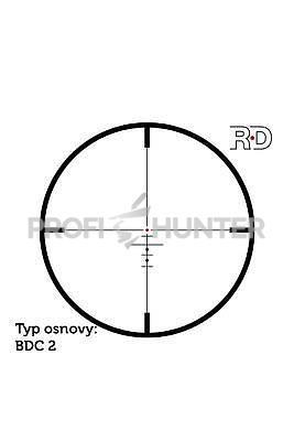 Meostar R2 1,7-10x42 RD BDC 3, BDC 3 - 4