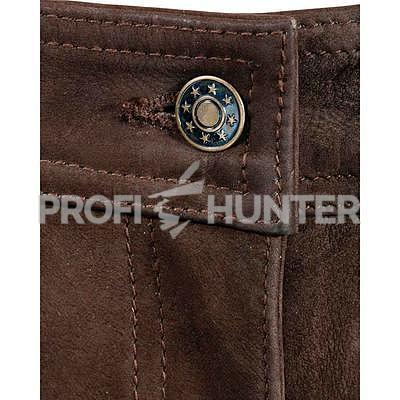 Dámské kožené kalhoty Luis Steindl - 5