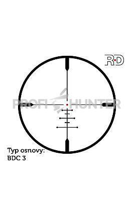 Meostar R1 1,5-6x42 RD 4C, 4C - 5