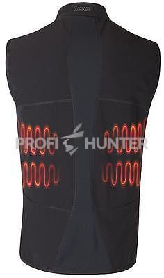 Dámská vyhřívaná vesta Lenz, XS - 5