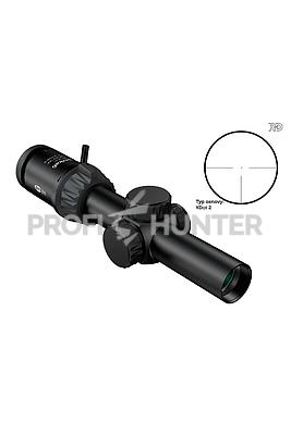 Optika6 1-6x24 RD SFP KDot2, 4K - 5