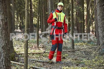Dámská bunda na dosledy a naháňky Nordforest, XS - 6