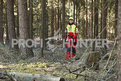Dámská bunda na dosledy a naháňky Nordforest, XS - 7